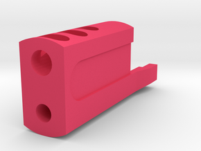 Underworld Evolution Compensator for M9 and M92 in Pink Processed Versatile Plastic