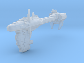 Frigate Nebulon B in Smooth Fine Detail Plastic