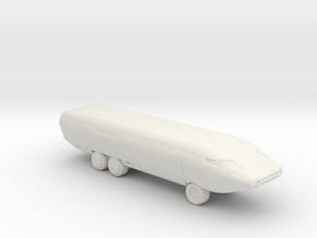 ARK II 160 scale in White Natural Versatile Plastic