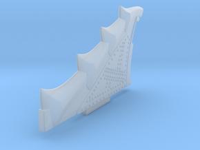 Nautilus Dorsal Fin B31 in Smoothest Fine Detail Plastic