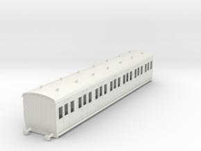 o-43-gcr-london-sub-1st-class-coach in White Natural Versatile Plastic