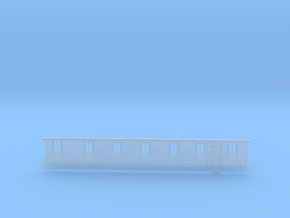 """Boxcab side 7.5"""" in Smooth Fine Detail Plastic"""