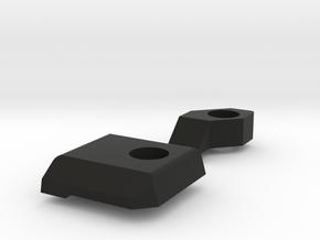 MSK deflector set in Black Natural Versatile Plastic