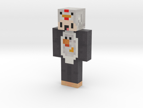 MinimisPinguin | Minecraft toy in Natural Full Color Sandstone
