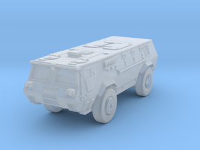 Fahd 240 APC 4x4 in Smoothest Fine Detail Plastic: 1:200