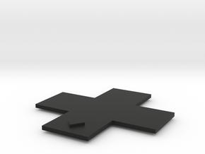 DPAD 5 Way Switch Hat in Black Natural Versatile Plastic