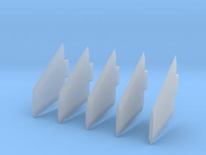 LaCrosse Fins in Smoothest Fine Detail Plastic
