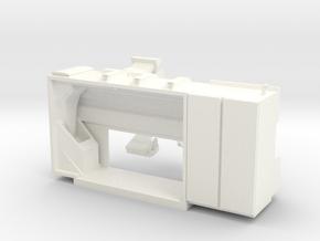 1/64 Milking Robot RH-3 in White Processed Versatile Plastic