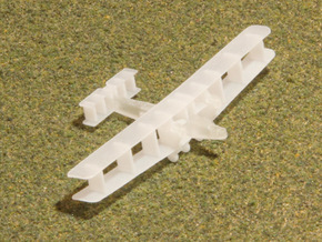 Handley-Page V/1500 in Smooth Fine Detail Plastic: 1:700