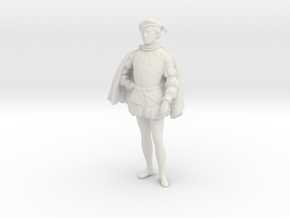 Printle H Homme 1348 - 1/24 - wob in White Natural Versatile Plastic