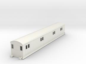 0-43-secr-iow-passenger-brake-van in White Natural Versatile Plastic