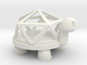 meriSTEM Tortoise in White Natural Versatile Plastic