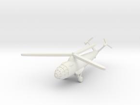 (1:285) Focke Achgelis Fa.336 KH in White Natural Versatile Plastic