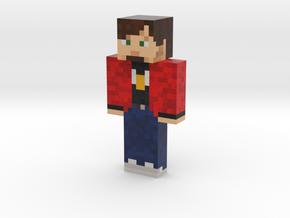 VektorPixel | Minecraft toy in Natural Full Color Sandstone