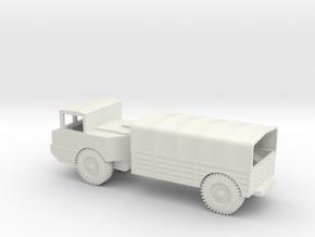 1/110 Scale M520 Goer in White Natural Versatile Plastic