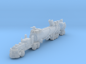 Mad Max Tatra War-Rig in Smooth Fine Detail Plastic