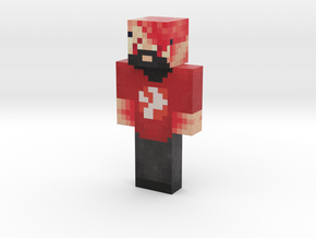 ColmanLeGrand | Minecraft toy in Natural Full Color Sandstone