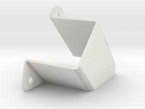 Spitfire throttle switch box in White Natural Versatile Plastic