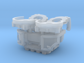 Ancient Chaotic Dreadnought Extension Kit in Smooth Fine Detail Plastic