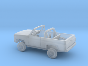 1/160 1973-79 Chevrolet Blazer Convertible Kit in Smooth Fine Detail Plastic