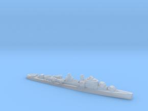 USS Allen M. Sumner destroyer 1945 1:2400 WW2 in Smoothest Fine Detail Plastic