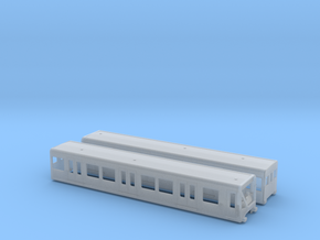 BR 480  N [2x body] in Smooth Fine Detail Plastic