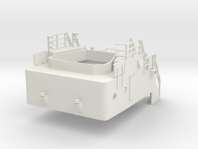 Smit Japan Superstructure 1/25 in White Natural Versatile Plastic
