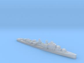 USS Allen M. Sumner destroyer 1944 1:3000 WW2 in Smoothest Fine Detail Plastic