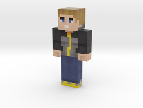 JDogV | Minecraft toy in Natural Full Color Sandstone