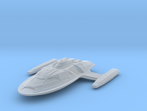 Sovereign Class Captain's Yacht 1/700 Attack Wing in Smooth Fine Detail Plastic