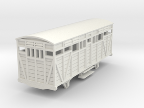 o-re-87-eskdale-big-saloon-coach in White Natural Versatile Plastic