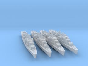 4pk sprue USS Robert H. Smith 1:2400 WW2 in Smoothest Fine Detail Plastic