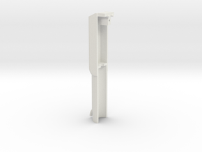 Brucyl-Cover in White Natural Versatile Plastic