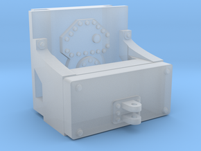 1/50 D8R weight block  in Smooth Fine Detail Plastic