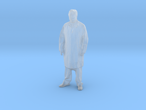 Printle T Homme 047 - 1/43 - wob in Smooth Fine Detail Plastic