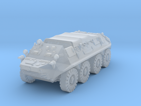 BTR 60 P (closed) 1/200 in Smooth Fine Detail Plastic