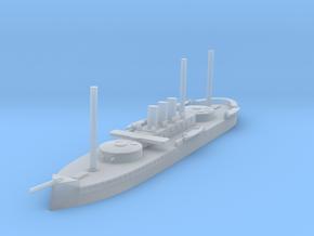 1/1250 HNLMS Koning der Nederlanden Ironclad in Smooth Fine Detail Plastic
