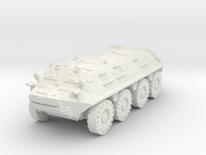 BTR 60 PA (early) 1/100 in White Natural Versatile Plastic