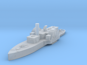 1/1200 LSNS Governor Moore in Smooth Fine Detail Plastic