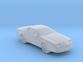 Chevrolet Camarro 1991 in Smooth Fine Detail Plastic