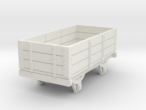 0-re-100-eskdale-3-plank-wagon in White Natural Versatile Plastic