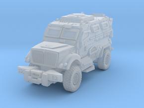 Intl Maxxpro MRAP in Smoothest Fine Detail Plastic: 1:220 - Z