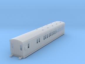 o-148fs-gcr-london-sub-brake-3rd-coach in Smooth Fine Detail Plastic