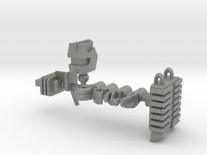 Galactic Defender Rom Kit in Gray PA12: Medium