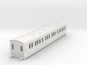 o-76-gcr-lav-composite-brake-coach in White Natural Versatile Plastic