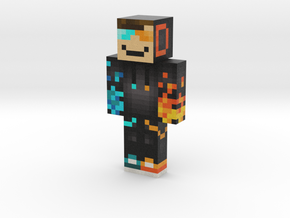 DoctorDiamond77 | Minecraft toy in Natural Full Color Sandstone