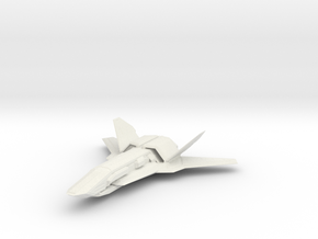 PHOENIX TRANS ATMOSPHERIC VEHICLE 1/144 in White Strong & Flexible
