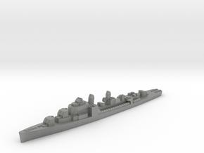 USS Gwin destroyer ml 1:1800 WW2 in Gray PA12