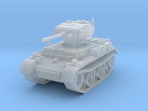 Panzer II Luchs 1/200 in Smooth Fine Detail Plastic
