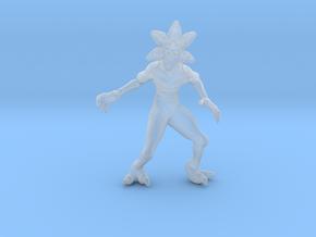 Stranger Things Demogorgon DnD miniature games rpg in Smooth Fine Detail Plastic